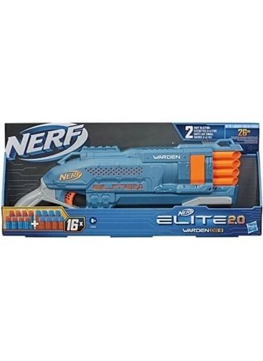 Hasbro Nerf Elite 2.0 Warden DB-8 Tüfek Renkli